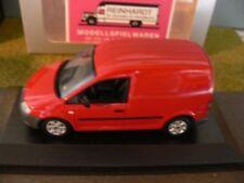 1/43 Minichamps VW Caddy rot SONDERPREIS 14.99 STATT 35.95