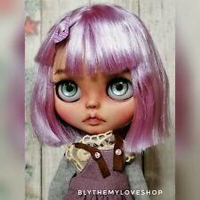 Custom blythe Asja, ooak blythe, blythe doll, doll