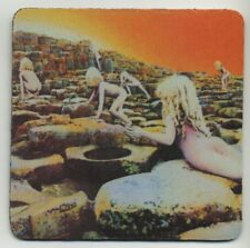 Led Zepplin Record Album cover COASTER -  Houses of the Holy