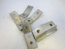 LOT OF 10 UNISTRUT P2101 EG  2 HOLE 30° ANGLE BRACKET (B-LINE  B162  PS633-30)