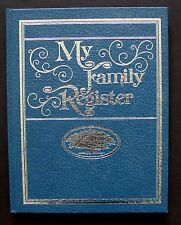 BRAND NEW Our Own Family Album & Register for Photos & Autographs HARD COVER !!