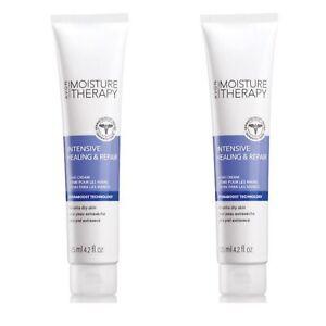 Avon (2) Moisture Therapy Intensive Healing & Repair Hand Cream