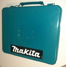 Makita Tool Case Metal Tin Storage carry case Empty Drill power tool Excellent!