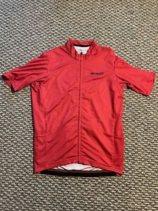 Specialized RBX Short Sleeve Jersey w/ SWAT- Size Medium In RED
