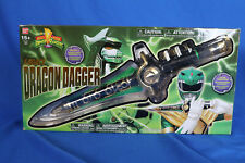 New listing Mighty Morphin Power Rangers Mmpr Legacy Dragon Dagger