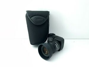 <TOP MINT> Canon Angle Finder C 1.25x 2.5x For EOS w/Adapter Ec-C Japan 2368