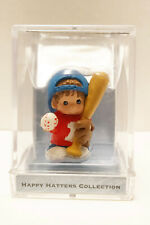 Hallmark Happy Hatters - Merry Miniatures Collection Bb Capps - Baseball player