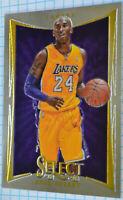 Kobe Bryant 2012-13 Panini Select #54 1st Yr Select R.I.P. MAMBA H🏀F