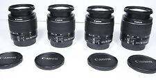 CANON EF-S 18-55mm IS II Macro lens fr EOS 7D T6i T5i T4i T5 T3i 80D SL1 70D etc