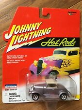 JOHNNY LIGHTNING HOT RODS 1932 FORD HI-BOY Silver