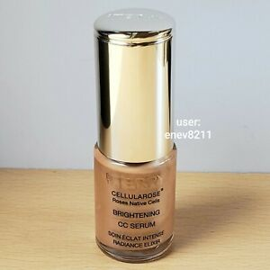 NEW By Terry Cellularose Brightening CC Serum in Sunny Flash 13mlTravel Size