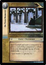 Lord of the Rings LOTR TCG -Siege of Gondor 8U19,8U23 & 8U42 Foil Cards Lot 3