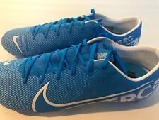 New Nike Mercurial Vapor 13 Academy FG Men's Size 13 Soccer Cleats Blue