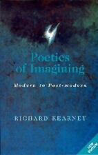 Poetics of Imagining: Modern and Post-Modern (Paperback or Softback)
