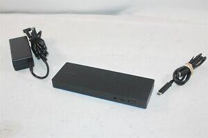 HP L13898-002 EliteBook 850 G5 ProBook 650 G4 USB-C G4 Docking Station w/ 90W AC