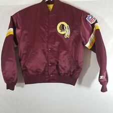 Washington Redskins Proline Starter NFL Football Jacket Large L Vintage