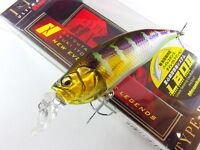 Megabass - IXI SHAD TYPE-R 57mm 1/4oz. #04 GG GILL