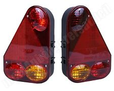 Aspöck Earpoint III 3 Rückleuchten Rücklicht Set für Pkw Anhänger Autoanhänger