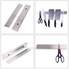30cm Strong Magnetic Kitchen Knife Rack Stainless Steel Scissors Tool Holder Bar