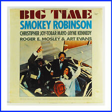 Smokey Robinson Big Time New Factory Sealed Record Tamla T6-355S1 #1191