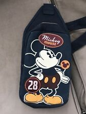 Disney Parks Mickey Mouse Shoulder/Crossbody Bag *Without Tags!*