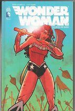 Wonder Woman, Tome 1 : Liens de sang HB Color 2012 France French Lang NM