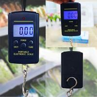 40kg Electronic Hanging Fishing Luggage Pocket Portable Digital Weight Scale UP