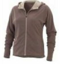Polyester Hooded Solid Jumpers & Cardigans for Women