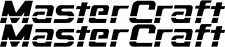 "MasterCraft Hull Decals 5""x55"" #2"