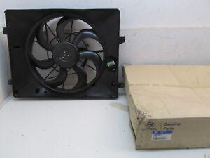 2010-2012 Hyundai Genesis Coupe OEM Radiator Fan Module Assembly 25380-2M210