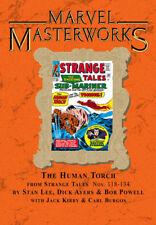 Marvel Masterworks Vol 114 The Human Torch Strange Tales Limited Ed Variant NEW