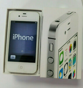 Apple iPhone 4S 8/16/32/64GB IOS 6  IOS 9 Black white unlocked for all carries