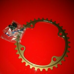 Campagnolo 36T Super Record/Record/Chorus 11sp , 4 hole , 112mm BCD , compact