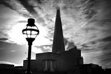 The Shard London Bridge Tower Southwark England Photograph Picture Poster Print
