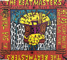 The Beatmasters Featuring Betty Boo CD Hey DJ / I Can't Dance - France (M/EX)