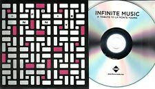 INFINITE MUSIC A Tribute To La Monte Young 2018 UK 3-trk promo test CD