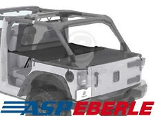 Duster Laderaumabdeckung Black Dia Bestop Verlängerung Jeep Wrangler JK 07-16