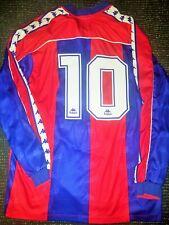 Romario Kappa Barcelona Jersey 1994 1995 Shirt Camiseta Maglia Brazil XL LS