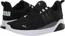 Men's Shoes PUMA ANZARUN Athletic Training Sneakers 37113102 BLACK / WHITE