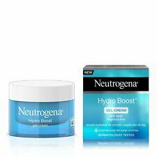 Neutrogena Hydro Boost Gel Cream Moisturiser 50 ml X3