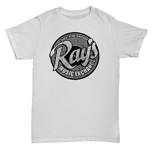 RAYS MUSIC EXCHANGE INSPIRED BLUES BROTHERS FILM MOVIE CULT COMEDY 90S T Shirt