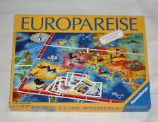 Ravensburger Spiele Europareise Würfelspiel von 1980