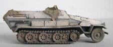 Milicast BG004 1/76 Resin WWII German SdKfz 251/1 Ausf. B Halftrack
