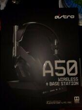 Astro A50 wireless + base station - PlayStation 4/PC/Mac