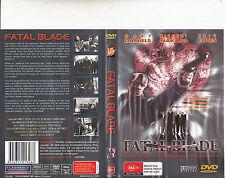 Fatal Blade-2000-Gary Daniels-Movie-DVD