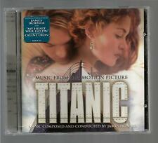 MUSIC FROM THE MOTION PICTURE  * TITANIC *  CD