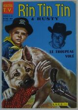Rin Tin Tin & Rusty N°30 Vedette TV