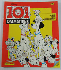 1990 Panini Walt Disney's 101 Dalmatians Sticker Album French Version