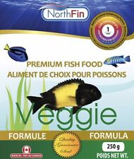 NORTHFIN VEGGIE  2 mm 100g Mbuna Tropheus Algae Scraping Premium Fish Food