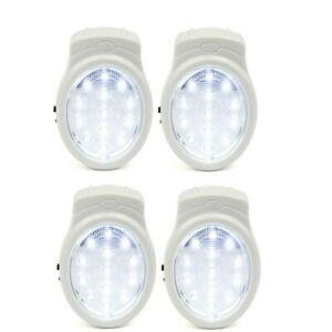 LED Rechargeable Light Lamp Home Emergency Automatic Power Failure Outage bulbs.